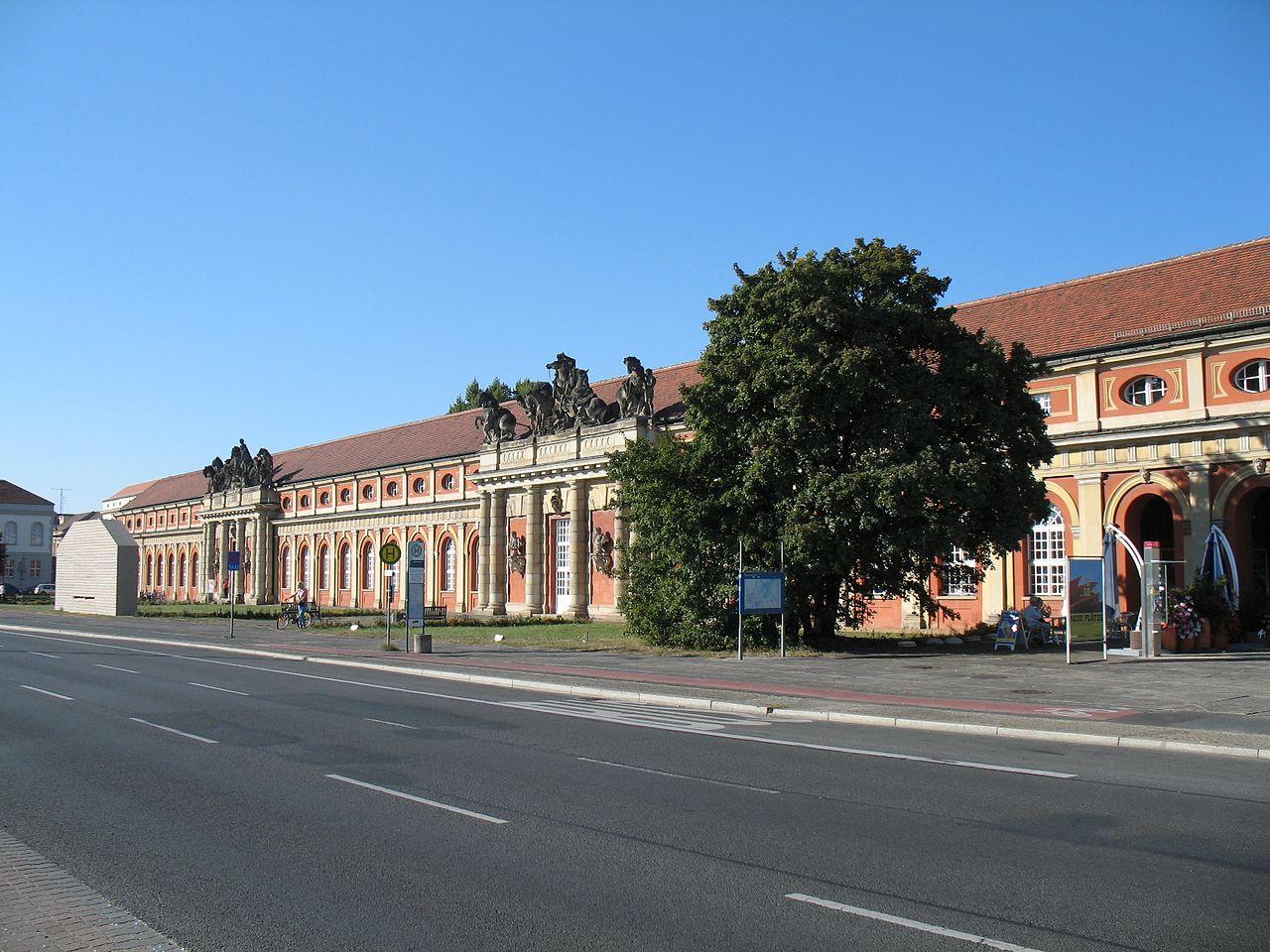 Bild Filmmuseum Potsdam