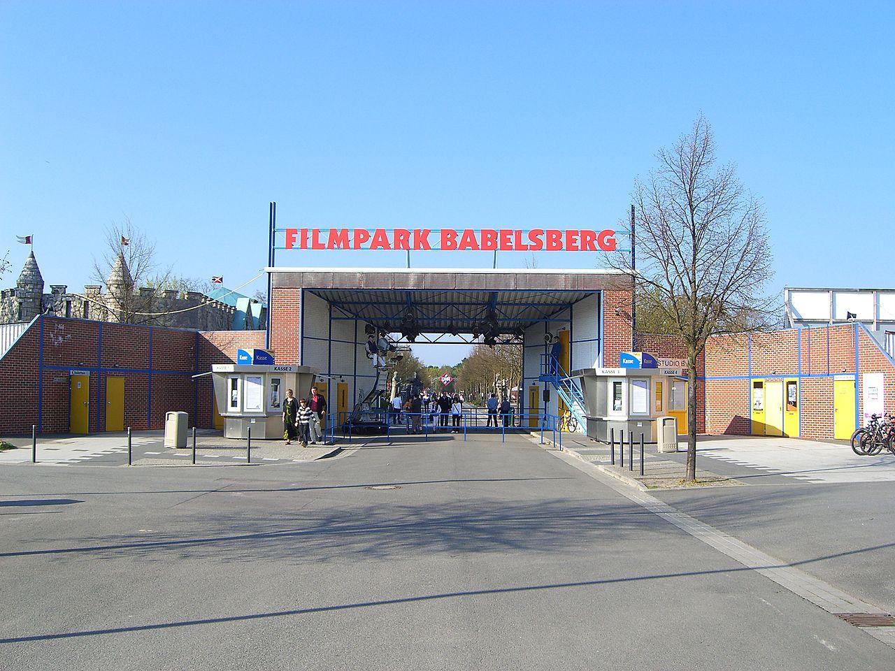 Bild Filmpark Potsdam Babelsberg