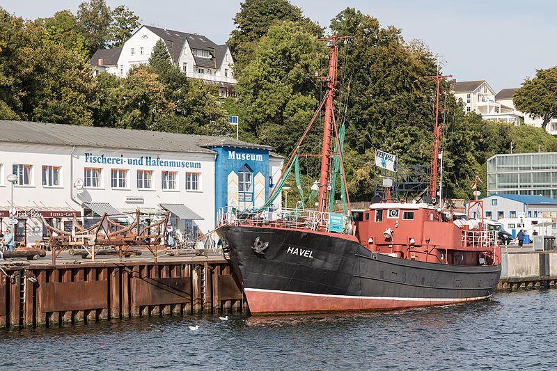 Bild Sassnitzer Fischerei-und Hafenmuseum