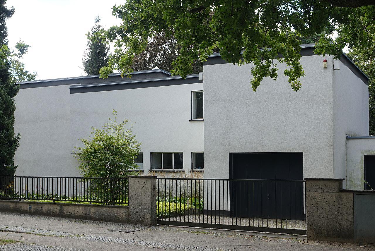 Bild Gropius Haus Lewin Berlin