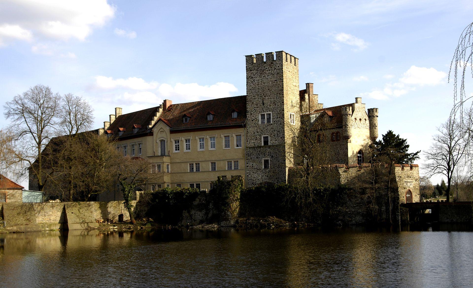 Bild Schloss Flechtingen