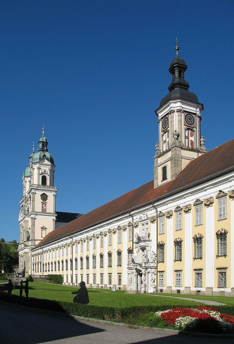 Bild Augustiner Chorherrenstift St. Florian