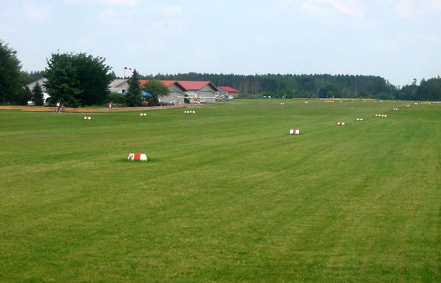 Bild Historischer Flugplatz Bad Wörishofen