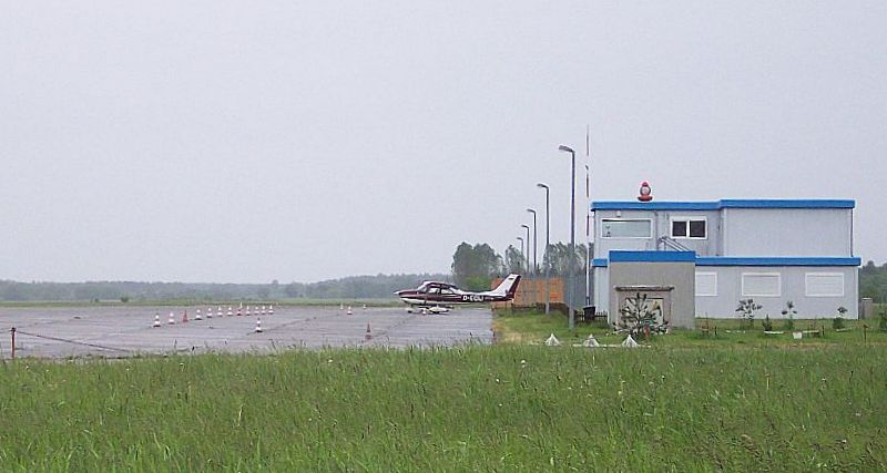 Bild Luftfahrtmuseum Lärz