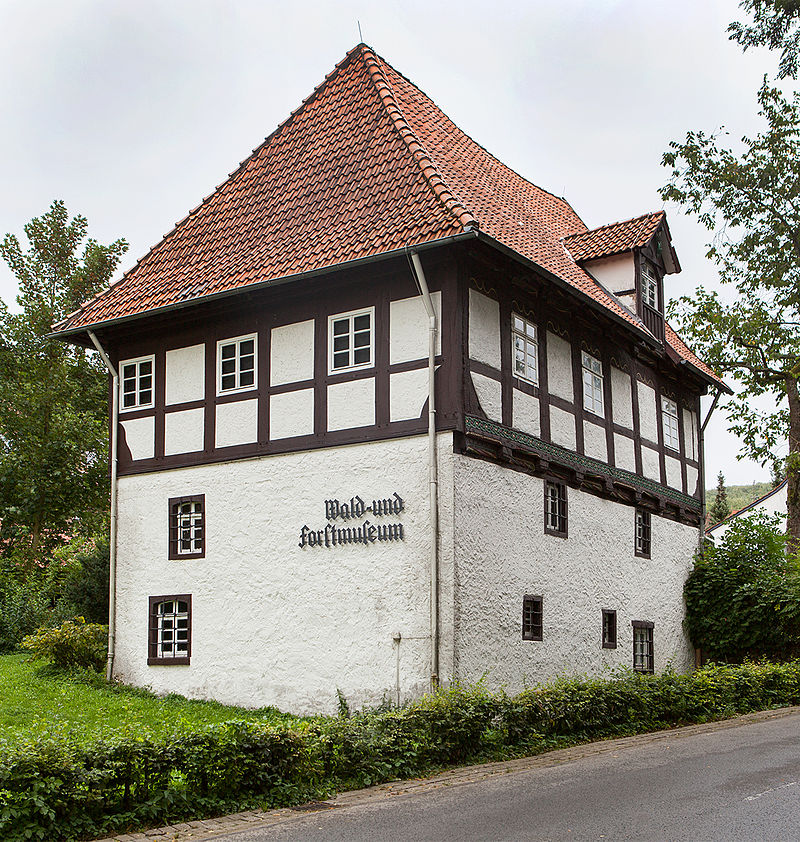Bild Wald und Forst Museum Kalletal
