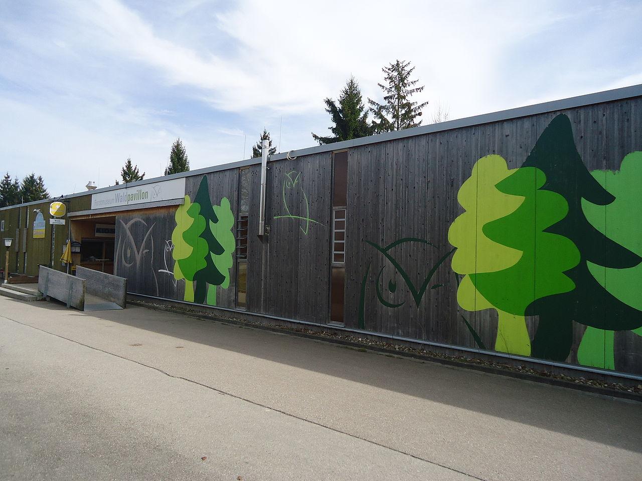 Bild Forstmuseum Waldpavillon Augsburg