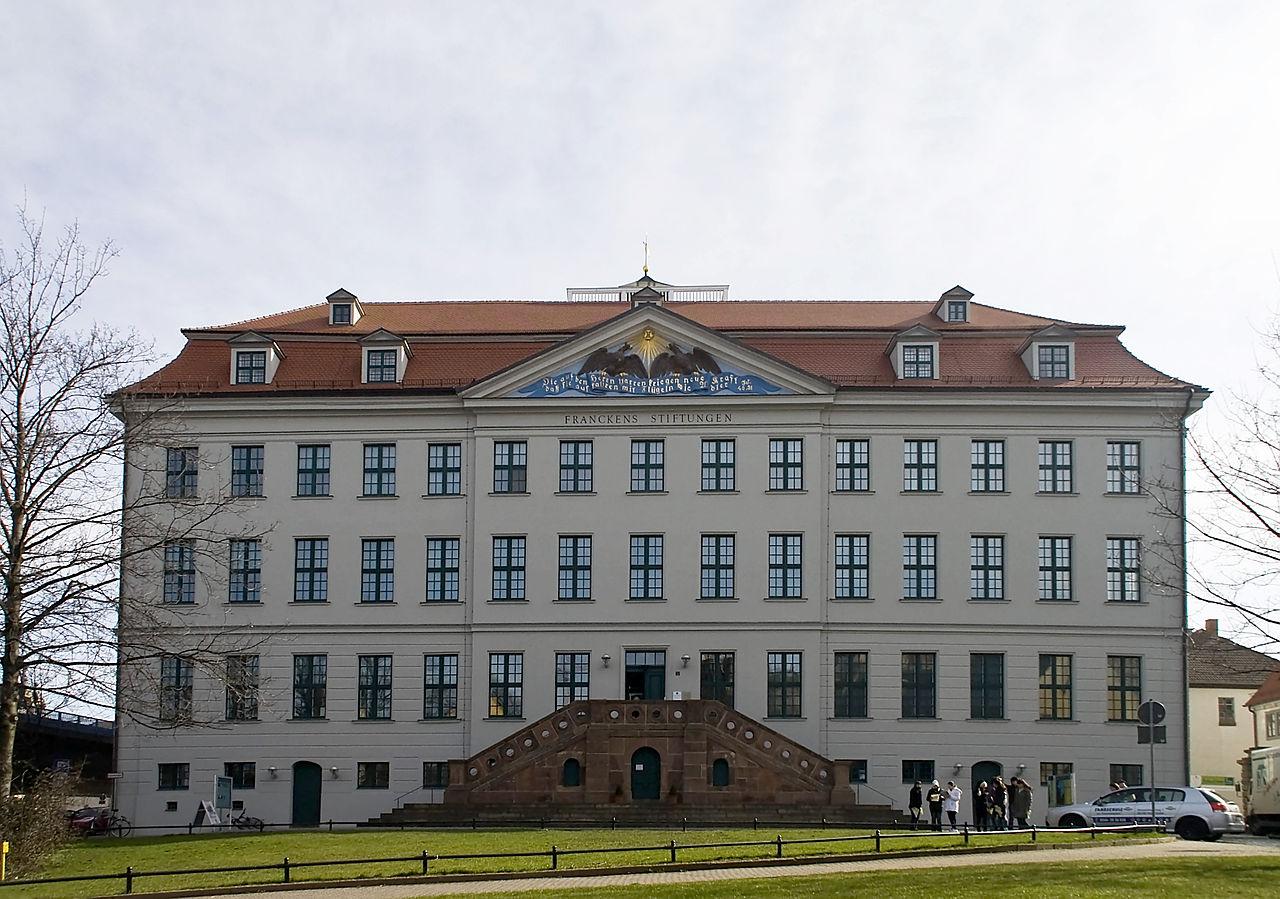 Bild Franckesche Stiftungen zu Halle