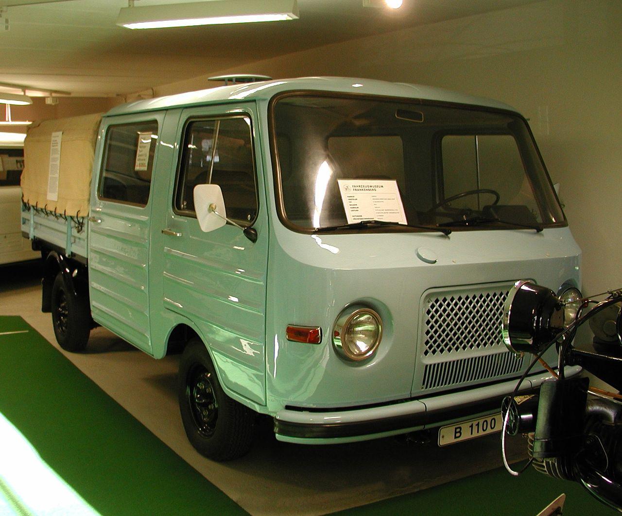 Bild Fahrzeugmuseum Frankenberg