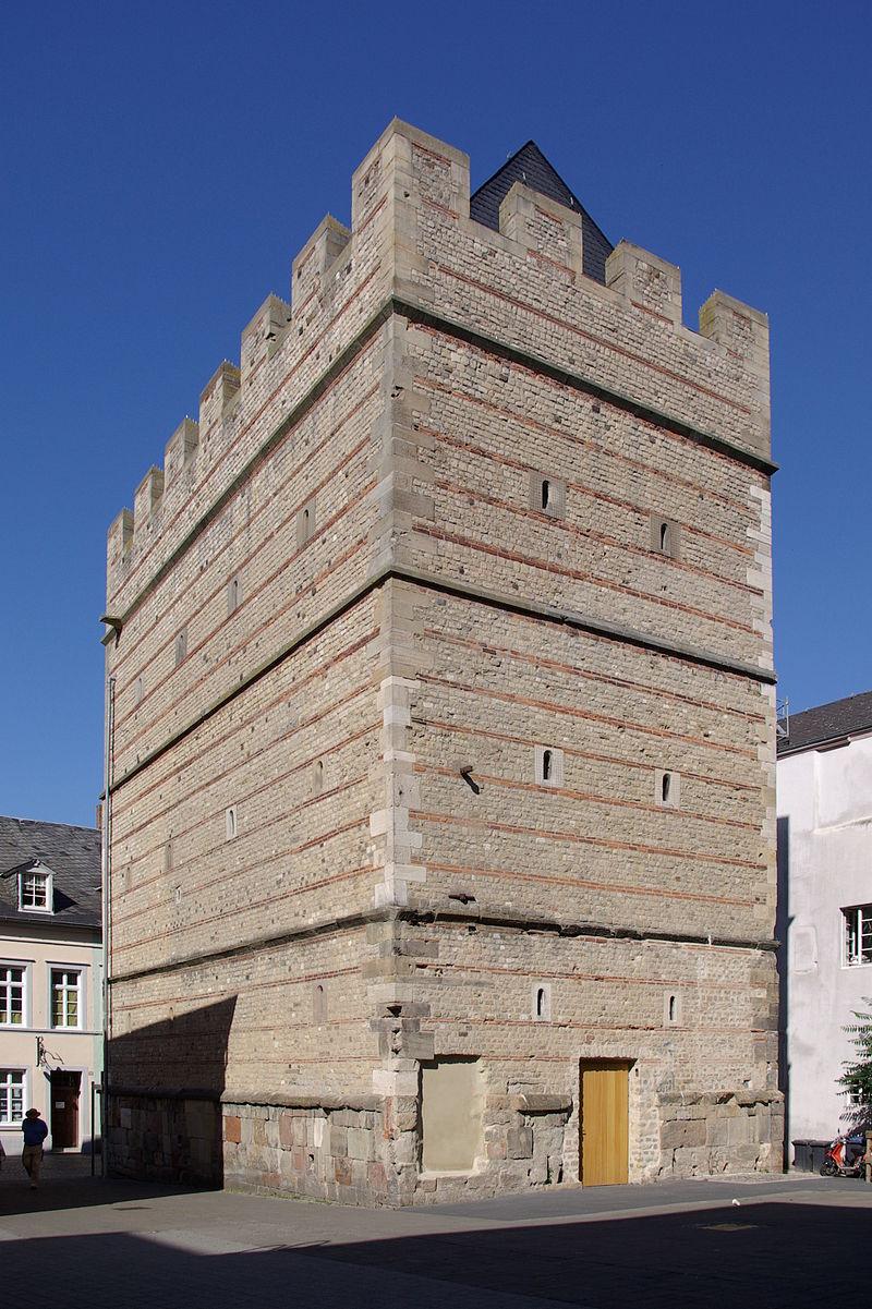 Bild Frankenturm Trier