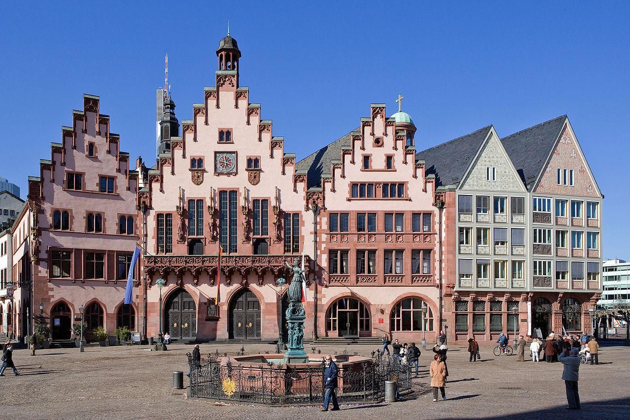 Bild Römer Frankfurt am Main