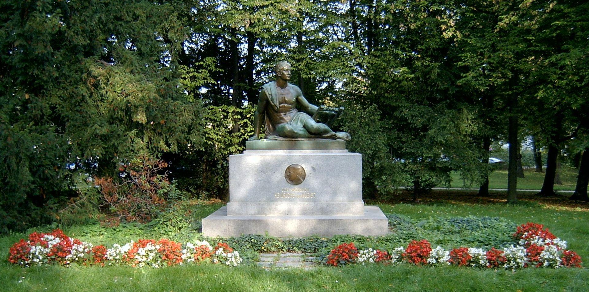 Bild Kleist Denkmal Frankfurt Oder