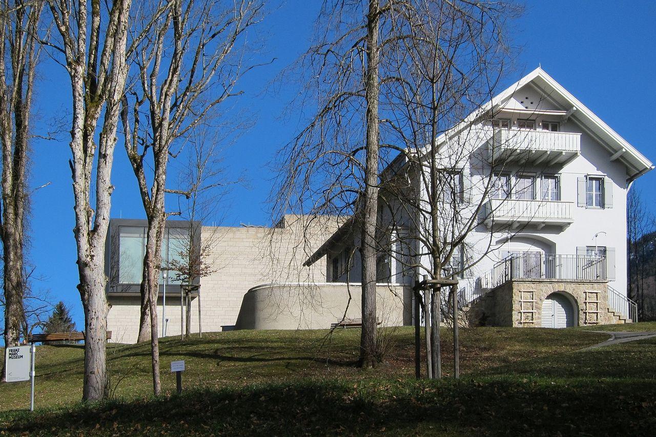 Bild Franz Marc Museum Kochel am See