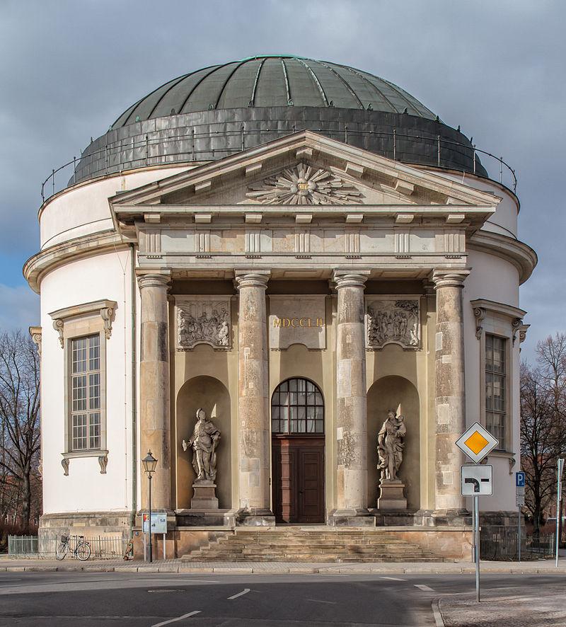 Bild Französische Kirche Potsdam