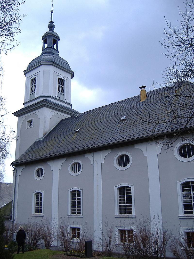 Bild Kirche Fraureuth