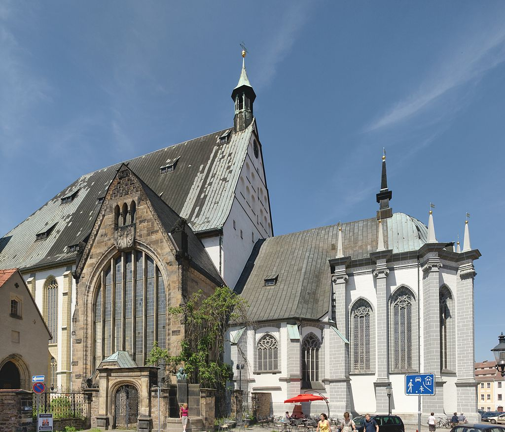 Bild Dom St. Marien Freiberg