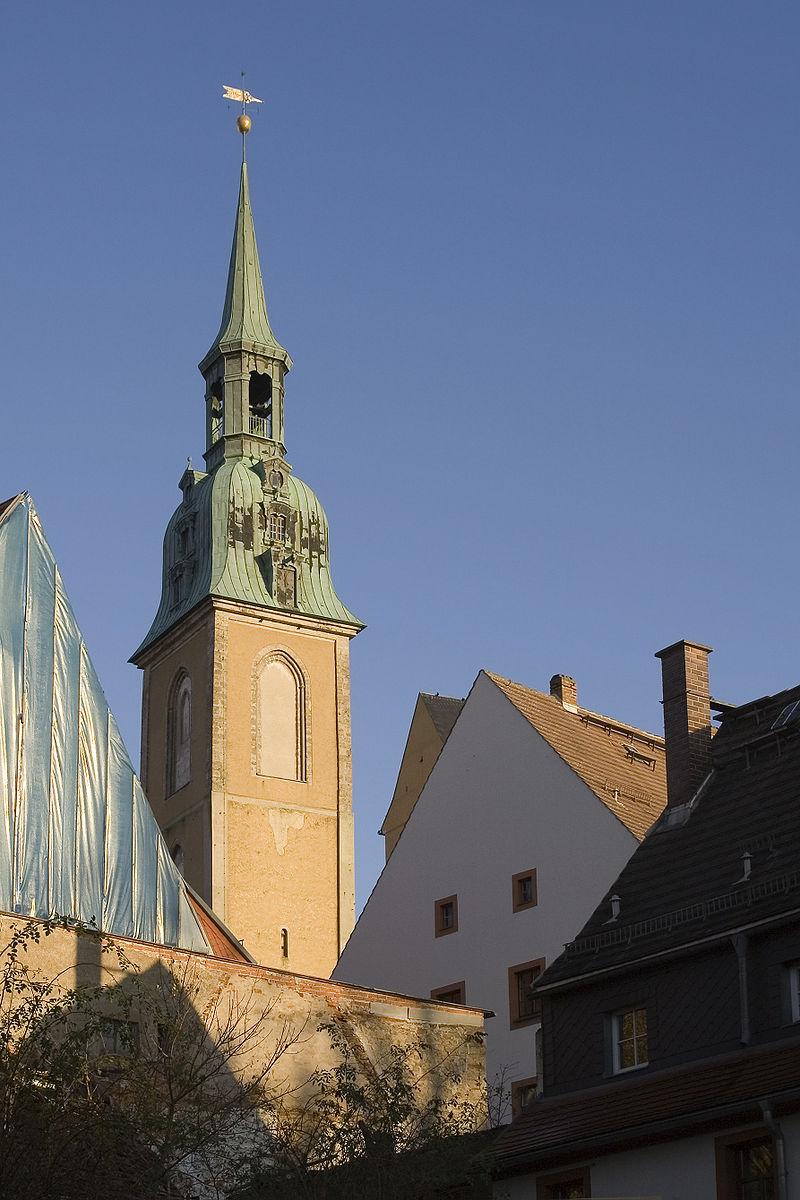 Bild Petrikirche Freiberg