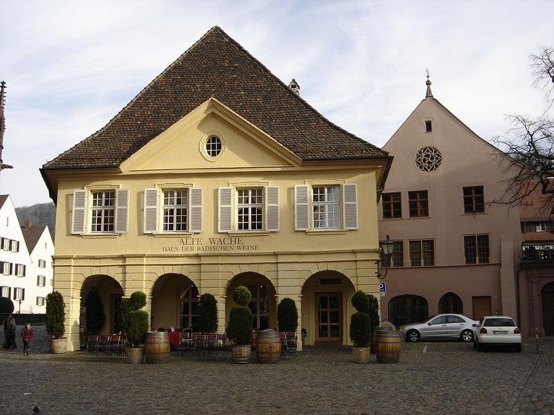 Bild Alte Wache Freiburg