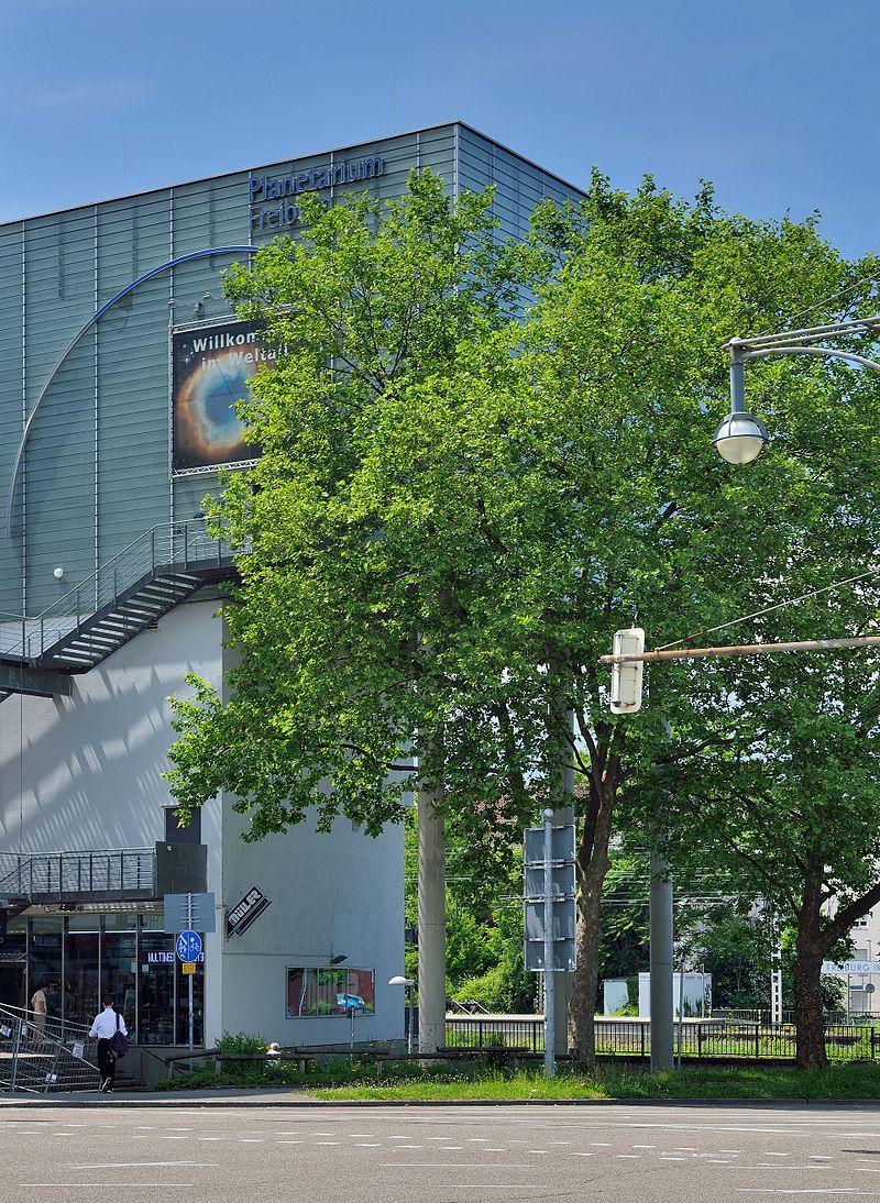 Bild Planetarium Freiburg