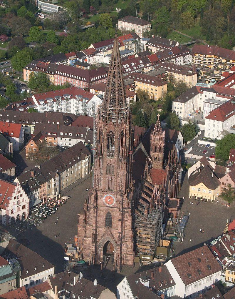 Bild Münster Freiburg im Breisgau