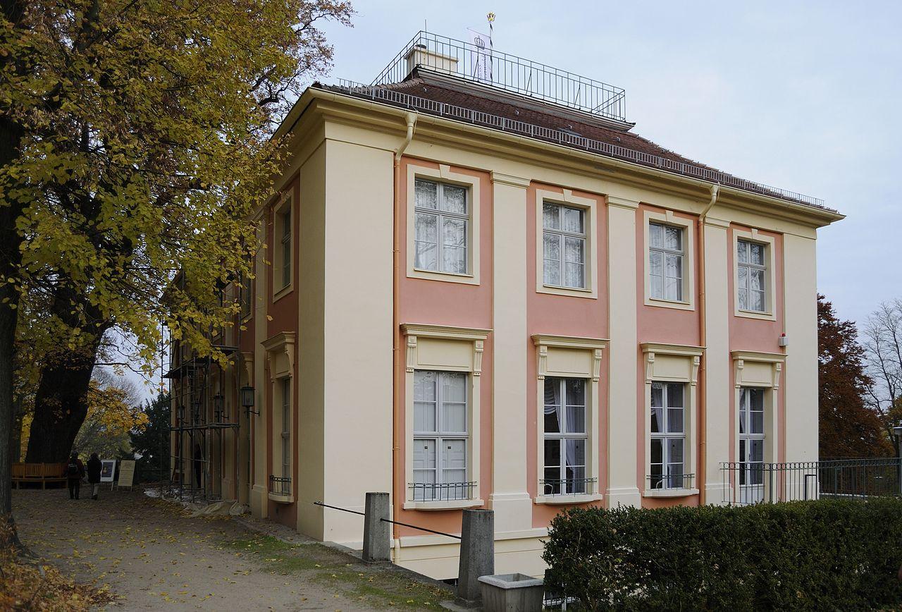 Bild Schloss Freienwalde