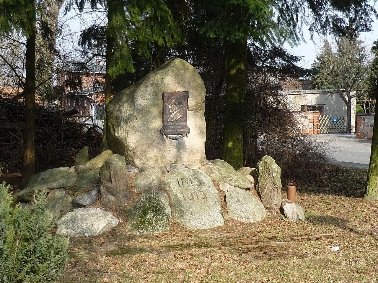 Bild Freiherr vom Stein Denkmal Nebelin