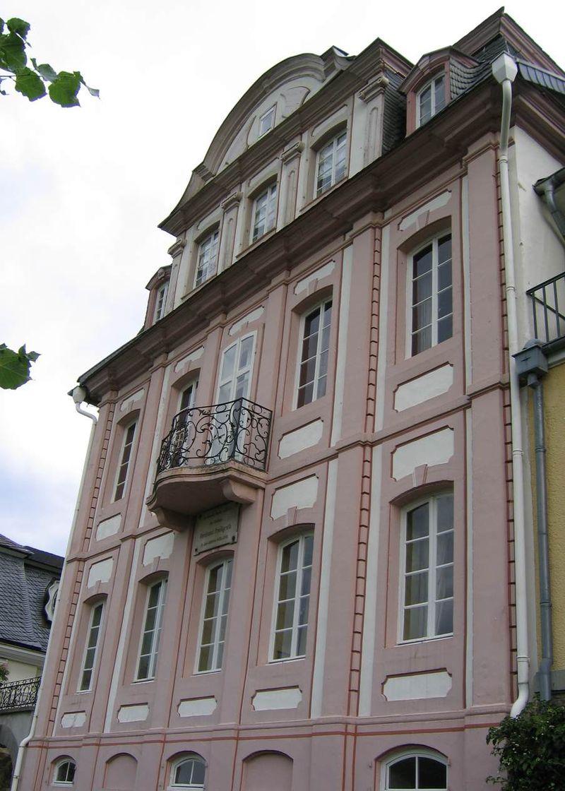 Bild Freiligrathhaus Unkel
