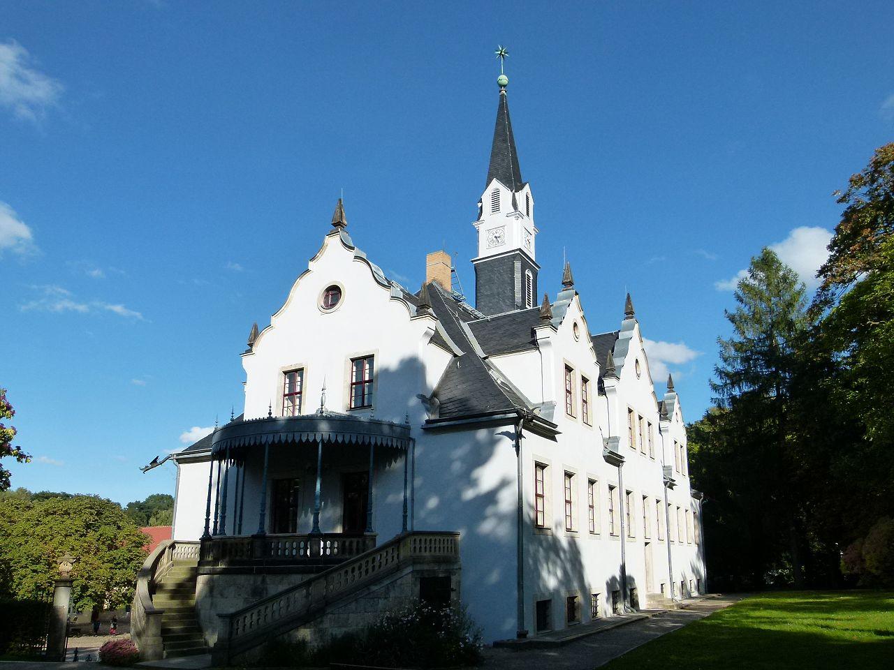 Bild Schloss Burgk Freital