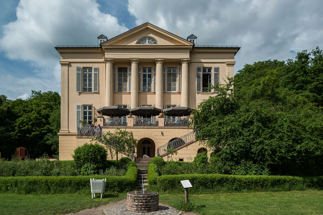 Bild Schloss Freudenberg Wiesbaden