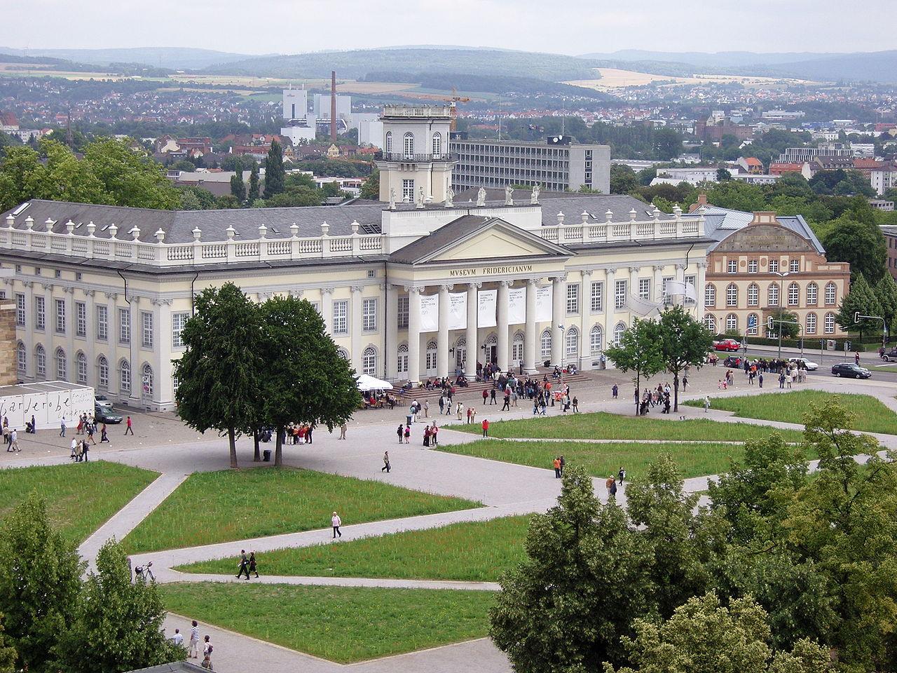 Bild Fridericianum Kassel
