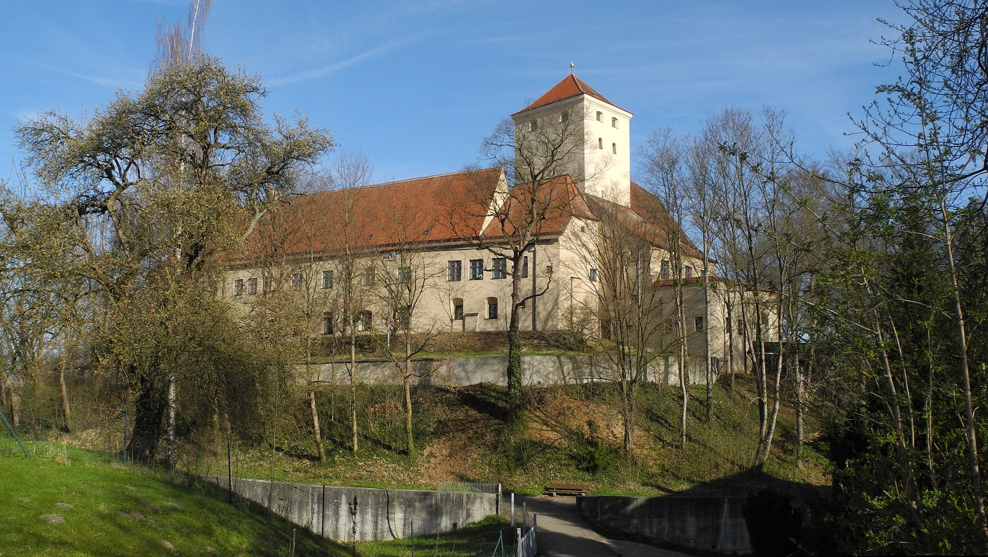 Bild Schloss Friedberg