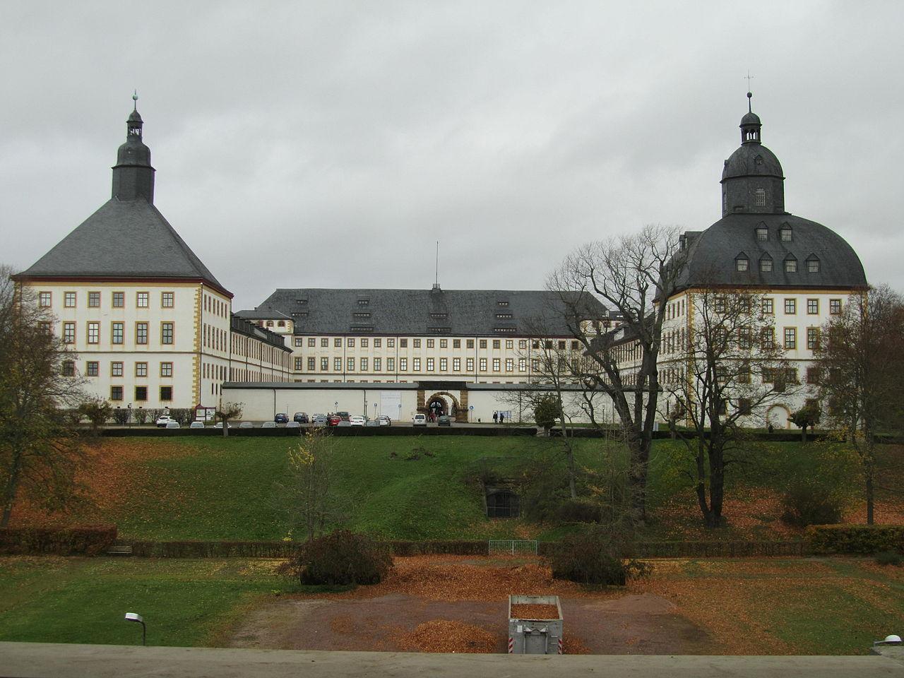 Bild Schloss Friedenstein Gotha