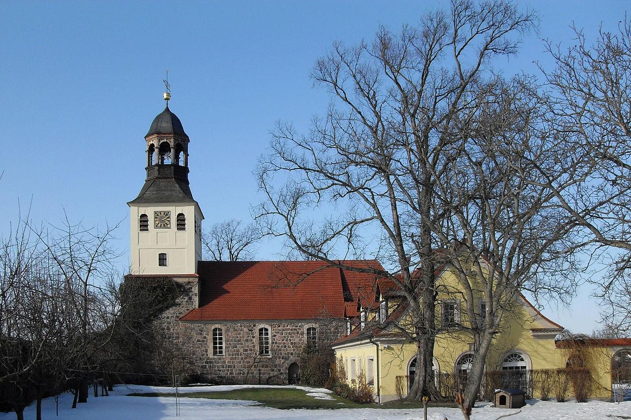 Bild Dorfkirche Friedersdorf