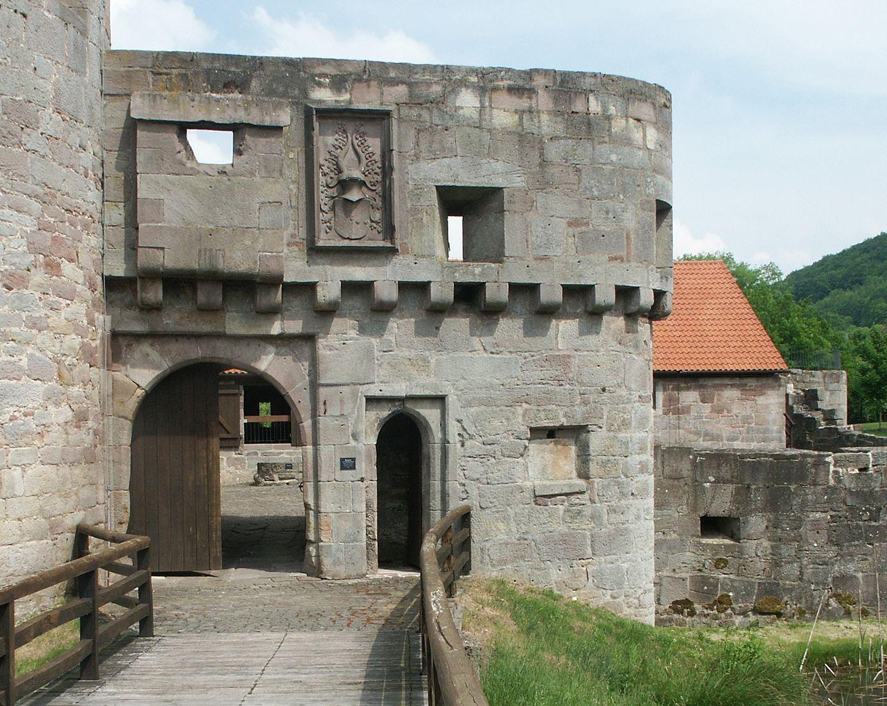Bild Wasserschloss Friedewald