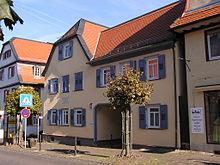 Bild Philipp Reis Haus Friedrichsdorf
