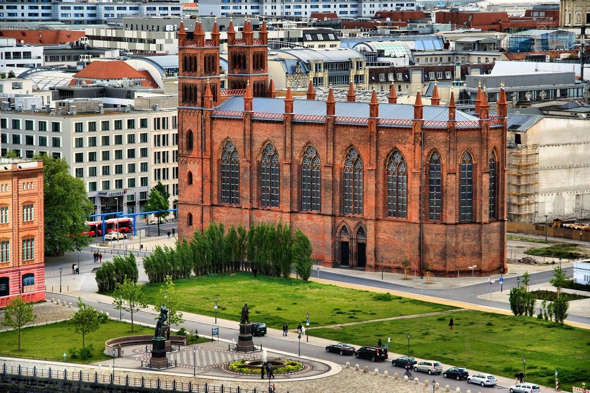 Bild Friedrichwerdersche Kirche Berlin