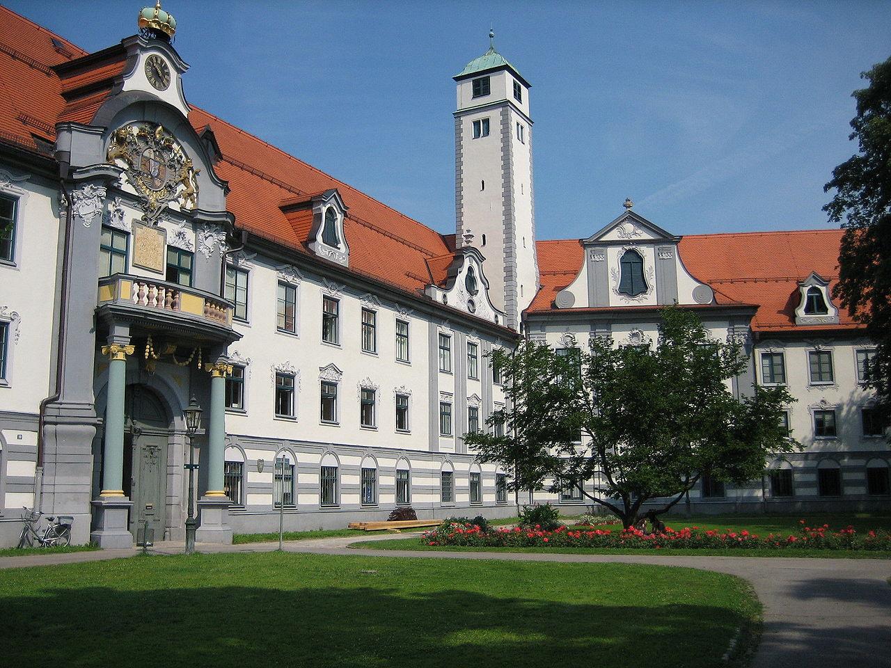 Bild Fürstbischöfliche Residenz Augsburg