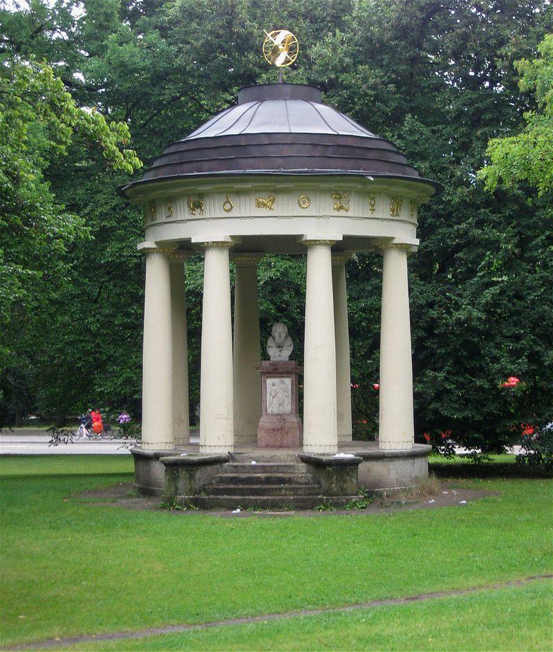 Bild Keplerdenkmal Regensburg