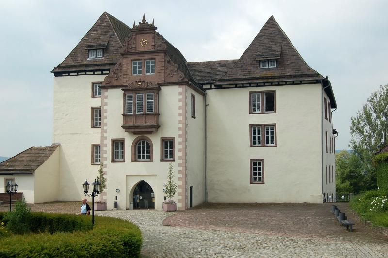 Bild Schloss Fürstenberg