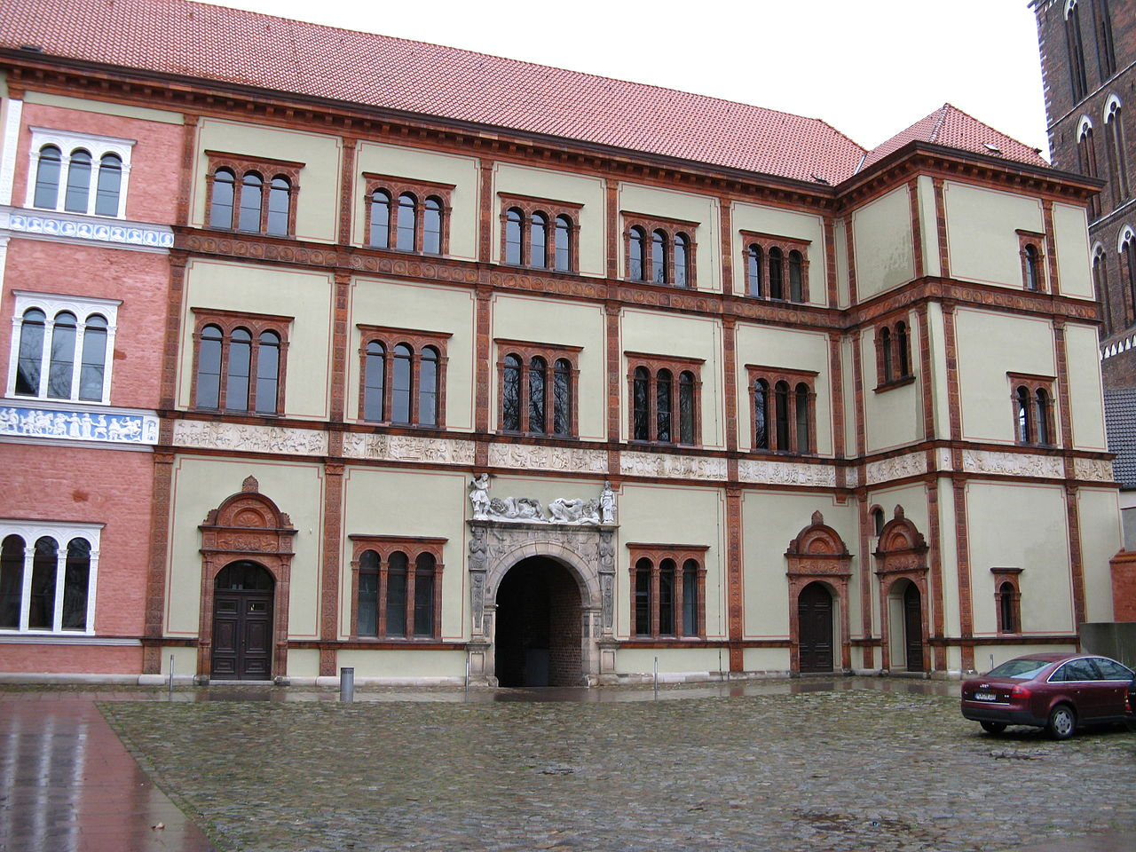 Bild Fürstenhof Wismar