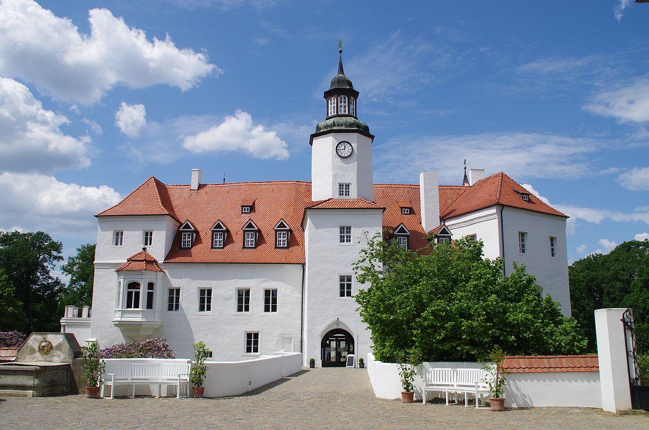 Bild Schloss Fürstlich Drehna