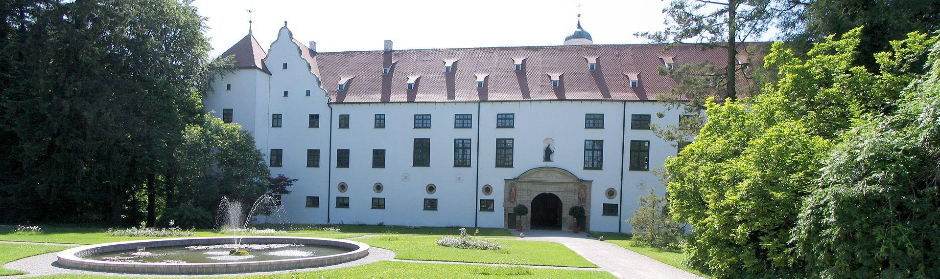 Bild Fuggerschloss Kirchheim