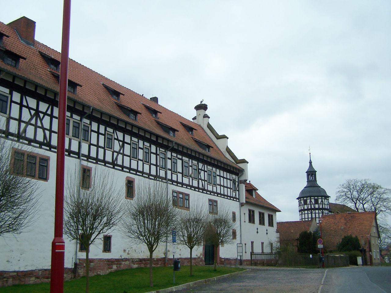 Bild Schloss Gerstungen