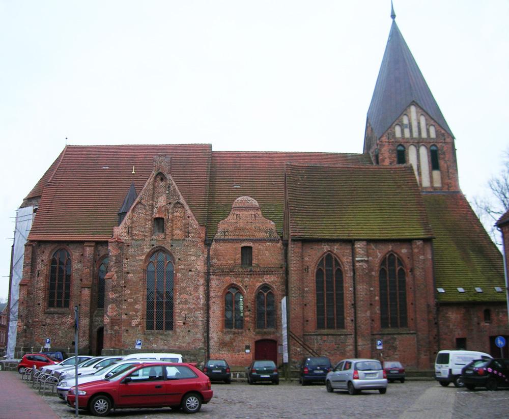 Bild Stadtkirche St. Jakob und St. Dionysius Gadebusch