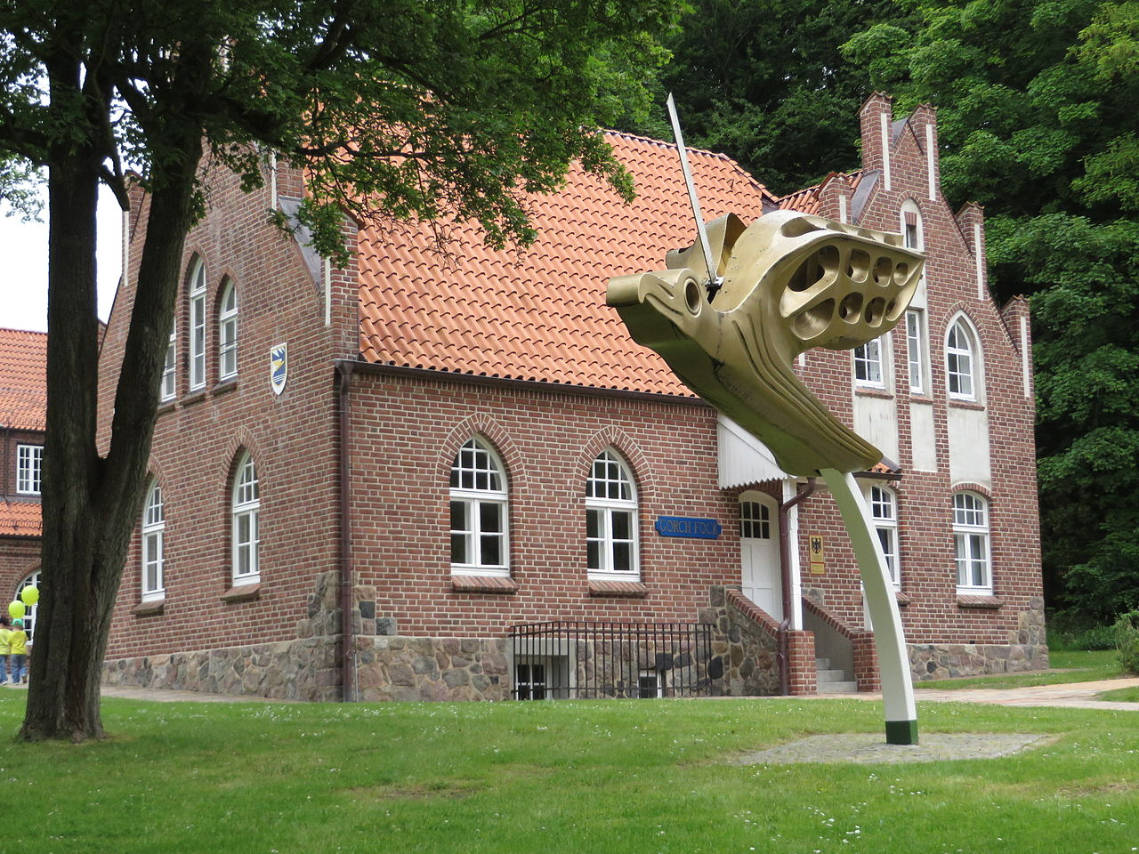 Bild Gorch Fock Haus Hamburg