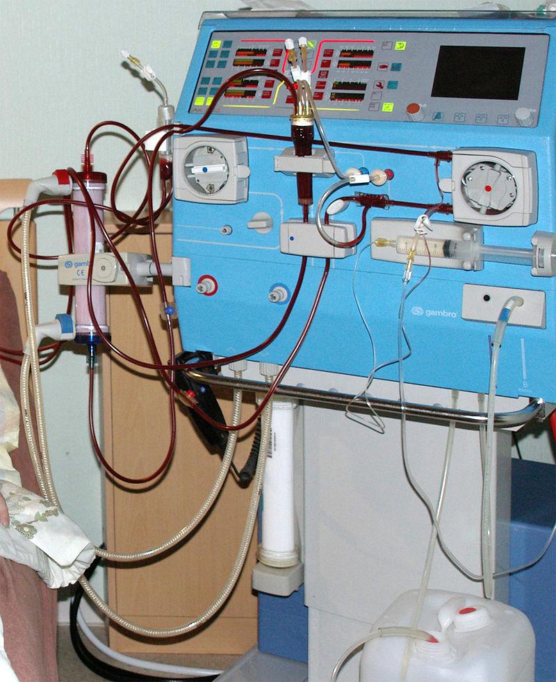 Bild Historische Sammlung Dialysetechnik Fürth