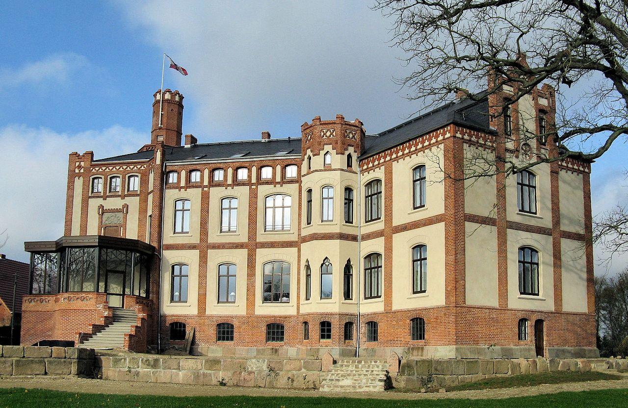 Bild Schloss Gamehl