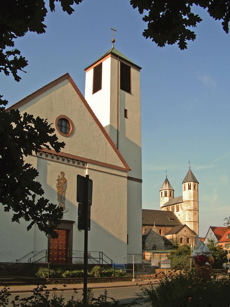 Bild Portal zur Geschichte Bad Gandersheim