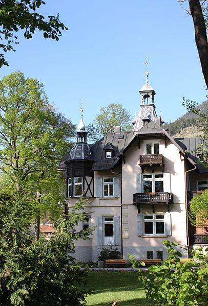 Bild Richard Strauss Institut Garmisch Partenkirchen