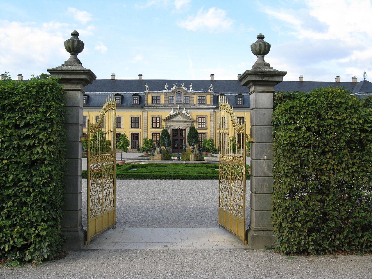 Bild Großer Garten Hannover