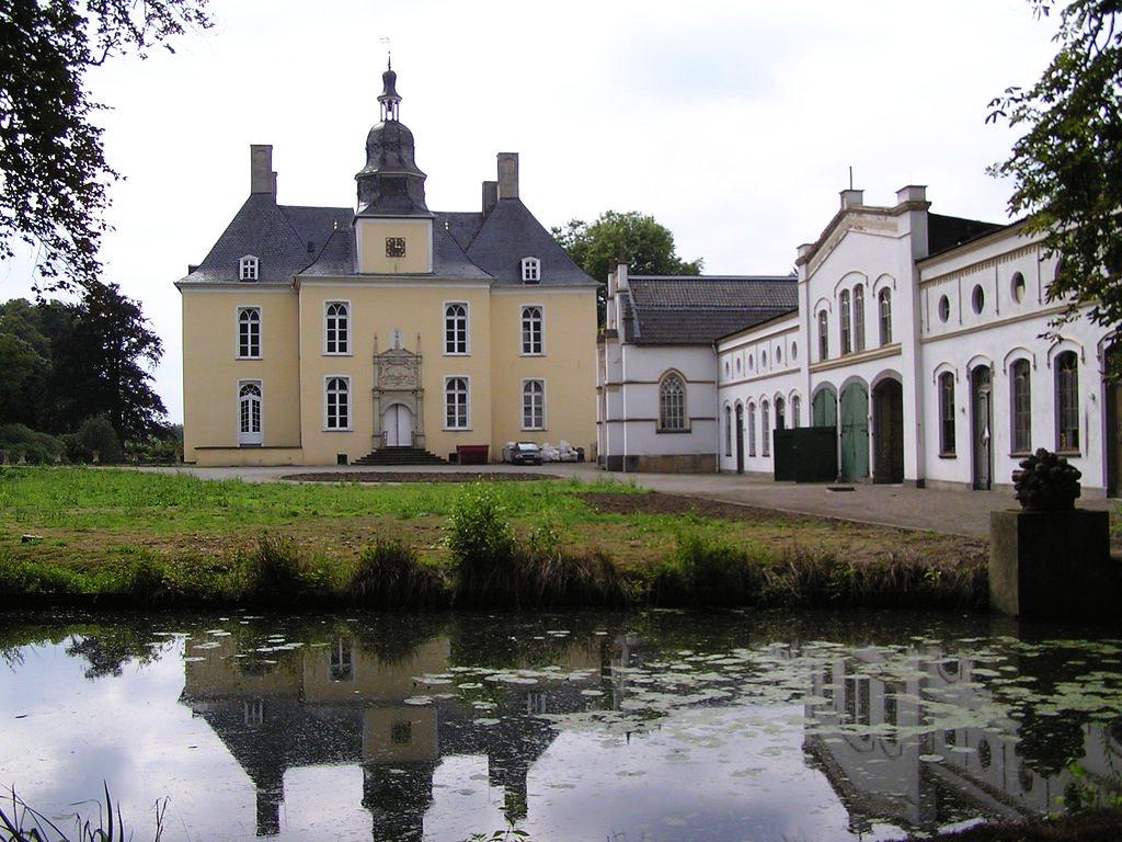 Bild Schloss Gartrop  Hünxe